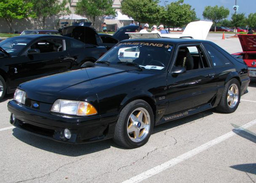Fox Fords: Collector vehicles? - The Saleen Forums at soec org